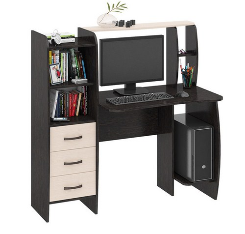 Компьютерный стол школьник м